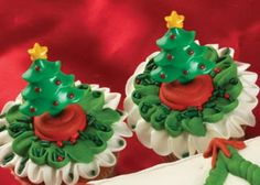 Cupcakes Decorating Ideas for Christmas and Special Holiday Occasions