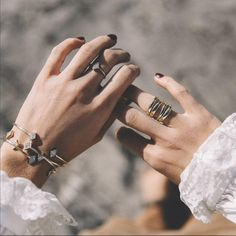 Stack them up @collagevintage Collection NOW on www.maria-pascual.com | Limited edition Anillo Four round ring ➕ Anillo Diamond Shape & Diamond Shape Bangle x4 #mariapascual #collagevintage&mariapascual #igers #collagevintage #jewelrydesignerbarcelona #cute #lifestyle #ootd #losangeles #la #musthave #jewerly #joyas #joyitas