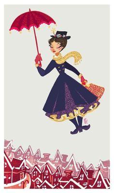 #marypoppins #fly