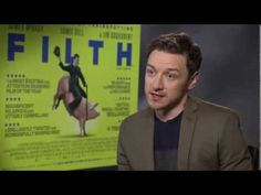 GLASGOW ACCENT. SCOTTISH ACCENT. GLASWEGIAN ACCENT.  ▶ James McAvoy Interview - Filth - YouTube  McAvoy was born in Port Glasgow, Scotland www.dialectcoaches.com