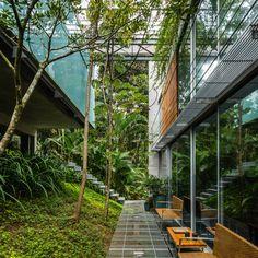 Galeria de Casa em Ubatuba II / SPBR Arquitetos - 14