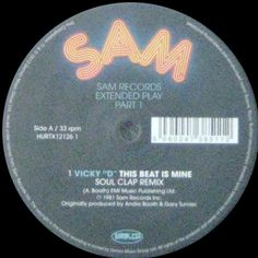 Various - Sam Records Extended Play Part 1