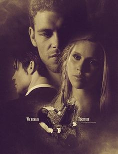Joseph Morgan x Claire Holt x Daniel Gillies - Klaus x Rebekah x Elijah - The Originals