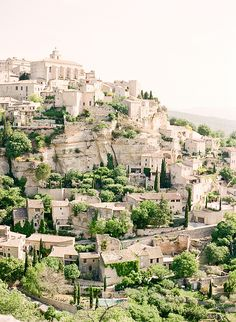 Gordes, Provence - [Plus Beaux Villages] LuberonValley  | by © Kallie Brynn |