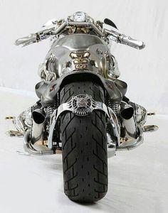 Visit The MACHINE Shop Café... ❤ Best of Bikes @ MACHINE ❤ (CR DUU Concept Motorcycle)