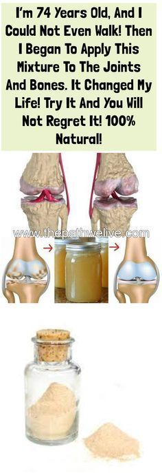 #mixture #bones #old #people #use #health #joints