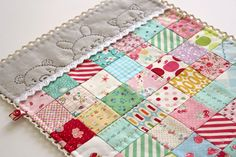 adorable doll quilts