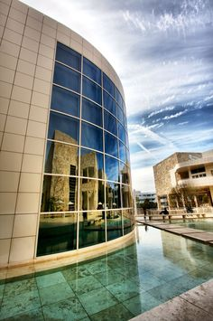 Getty Museum, Los Angeles, USA