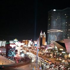 City of Las Vegas em Nevada