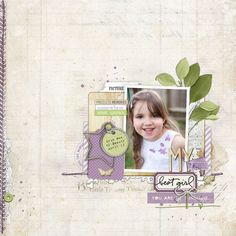 adorable page from Georgina at DesignerDigitals.com