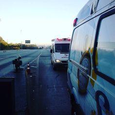Bom Dia! Foto na estrada, essa manhã, indo para o Desafio Morretes de Ciclismo 2015 , organização @glpromo foto @rene.paulocosta.7 #desafiomorretes2015 #plussante #ciclismo #ciclista #morretes #evento #coberturadeeventos #ambulância #ambulanciacuritiba #ems #er #emt #emslife #equipetop #plussanté #aph #ambulance #ambulans #ambulanse #ambulanta #desafiomorretesdeciclismo