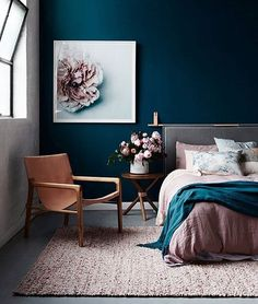 ❤️ Dreamy bedrooms on Instagram • photo © @randi_mageli • pic via theinteriorsaddict.com
