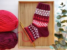 Advent, Christmas Stockings, Diy Crafts, Holiday Decor, Blog, Socks, Home Decor, Knitting Socks, Projects
