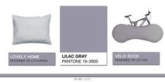 Lilac Gray Pantone 2016