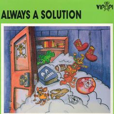 If you are in a lot of trouble, like when you are fighting with your sibling or friend, remember that THERE IS ALWAYS A SOLUTION! This book encourages creati...