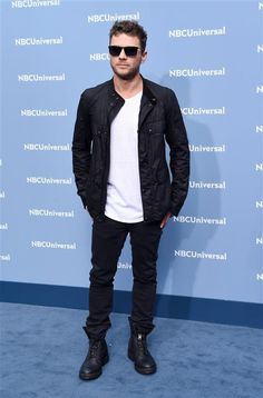 Ryan Phillippe attends the NBCUniversal 2016 Upfront Presentation in New York City on May 16, 2016