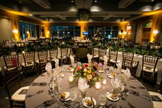 #bellharborweddings Harbor Dining Room