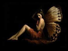 A Kristen Butterfly - Sensual Woman, Butterfly, Angel, Fairy, Sensual, Girl Butterfly, Girl Alone, Butterfly Wing, Lovely, Wing