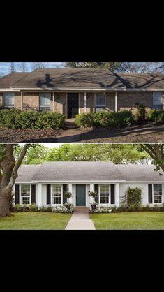 Before and after #homeremodelingbeforeandafter