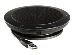 Our reviewer says she'll save time and money with the Jabra Speak 410 speakerphone - http://www.workfromhomewisdom.com/product-reviews/phone-reviews/jabra-speak-410-speakerphone/