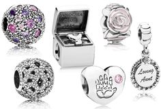 Pandora 2014 Mother's Day Collection.  http://www.bellacosajewelers.com/pandora-jewelry/newest-releases/