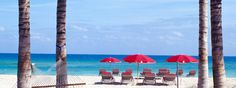 Acqualina Resort & Spa on the Beach 17875 Collins Ave., Sunny Isles Beach, FL 33160 From: $500