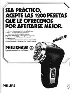 Publicidad Taurina años 80. Philips