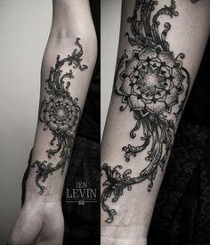 Tattoo by Ien Levin