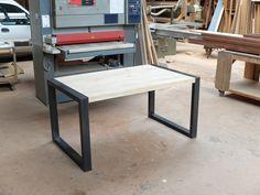 bureau ou table bois et métal sur mesure от LeFruitDeLArbre