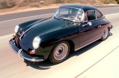 Leno buys classic Porsche 356 Carrera 2