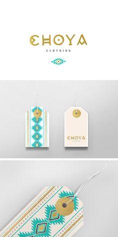 Choya by Cocoa Branding , via Behance
