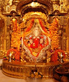 Happy to share that my Prasad will be blessed shortly at Siddhivinayak Temple and sent to me at my house by ibhakti -  http://www.ibhakti.com