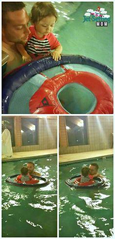 SwimWays Baby Spring Float #SwimWays #IC #ad