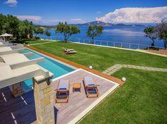 Artina Luxury Villa in Keri Zakynthos Greece