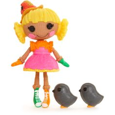 Mini Lalaloopsy Doll, Baley Sticks N. Straws: The Wizard of Oz minis, new for 2013. I have this one.
