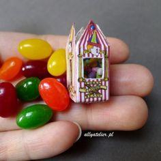 Miniature of Bertie Bott's every flavour beans! ;-)
