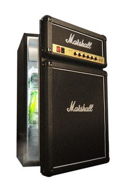 This iconic Marshall amp doubles as a mini fridge!
