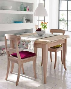 1000 images about comedores peque os on pinterest mesas for Decoracion de living pequenos