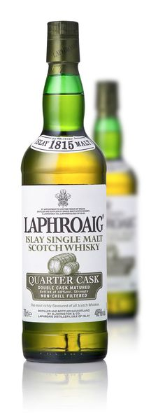 Laphroaig Quarter Cask takes its inspiration from the small casks often used for Scotch Whisky in the 19th century and frequently transported across the Glens by packhorse.