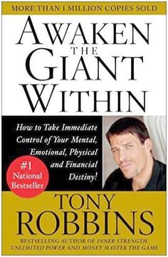 Herunterladen oder Online Lesen Awaken the Giant Within Kostenlos Buch PDF/ePub - Tony Robbins, Wake up and take control of your life! From the bestselling author of Inner Strength , Unlimited Power , and MONEY. Tony Robbins Wife, Tony Robbins Books, Tony Robbins Quotes, Tony Robbins Relationships, Good Books, Books To Read, Self Development Books, Personal Development, Muscular