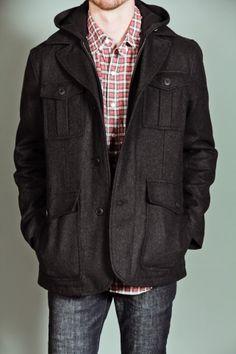 Levi s 4 Pocket Blazer Jacket Jack Threads 3687bef36