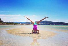 "348 Likes, 8 Comments - BATOKO® (@batoko) on Instagram: ""Upside down and as happy as a watermelon @anayane8🍉🐠 🌊 📍 Bruny Island, Tasmania 🔍Batoko…"""