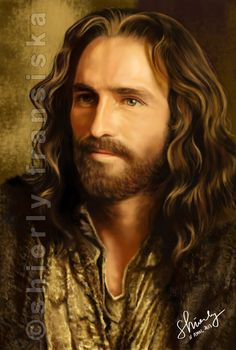 jim caviezel - one handsome Jesus! from Passion of the Christ Jesus Pictures Of Jesus Christ, Religious Pictures, Religious Art, Catholic Art, Jesus Smiling, Image Jesus, Jesus Painting, Jesus Christus, Jesus Face