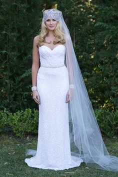 Lisa Gowing Bridal Collection 2014