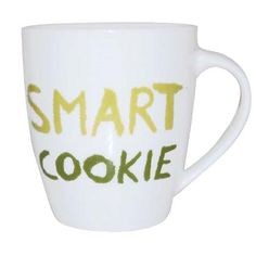 #JamieOliver #Mug #Smart Cookie http://www.palmerstores.com/product/jamie-oliver-cheeky-mug-smart-cookie/881/