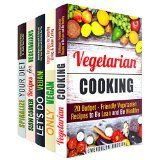 Vegan and Vegetarian Box Set (5 in 1): Over 150 Budget-Friendly Healthy Recipes to Adopt Vegan Lifestyle and Lose Weight (Vegan & Vegetarian Cooking) - http://howtomakeastorageshed.com/articles/vegan-and-vegetarian-box-set-5-in-1-over-150-budget-friendly-healthy-recipes-to-adopt-vegan-lifestyle-and-lose-weight-vegan-vegetarian-cooking/