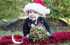 Christmas infant photo Baby Photos, Family Photography, Holiday Ideas, Infant, Winter Hats, Seasons, Christmas, Xmas, Baby