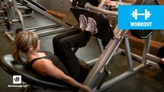Today you're going to work your legs (quads, hamstrings, and calves) as well as your abs. (HD Reupload) Get Lee Labrada's Free Training Program ► http://bbco...