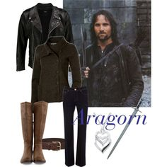 Aragorn by fjsaqib on Polyvore featuring Horny Toad, VIPARO, Oasis, Fly LONDON, Isabel Marant and S.W.O.R.D.