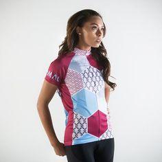 Tessellate Women's Cycling Jersey